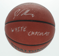 "Jason Williams Signed NBA Basketball Inscribed ""White Chocolate"" (Beckett COA) at PristineAuction.com"
