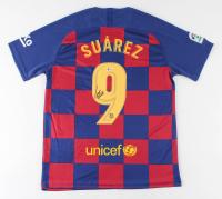 Luis Suarez Signed Jersey (Beckett COA) at PristineAuction.com
