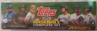 2020 Topps Complete Set of (700) Baseball Cards at PristineAuction.com