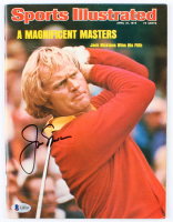 "Jack Nicklaus Signed 1975 ""Sports Illustrated"" Magazine (Beckett LOA) at PristineAuction.com"