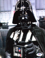 "David Prowse Signed ""Star Wars"" 8x10 Photo Inscribed ""Darth Vader"" (PSA Hologram) at PristineAuction.com"