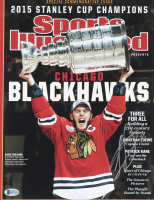 Jonathan Toews Signed Blackhawks 11x14 Photo (Beckett COA) at PristineAuction.com
