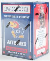 2016 Panini Kansas Jayhawks Multi-Sport Blaster Box With (8) Packs at PristineAuction.com