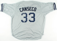 Jose Canseco Signed Jersey (JSA COA) at PristineAuction.com