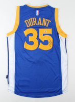 Kevin Durant Signed Warriors Jersey (Beckett Hologram) at PristineAuction.com