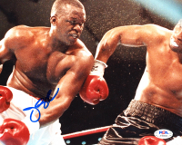 "James ""Buster"" Douglas Signed 8x10 Photo (PSA Hologram) at PristineAuction.com"