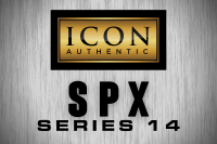 Icon Authentic SPX Series 14 Mystery Box 100+ Cards Per Box LTD. Edition of 120 at PristineAuction.com