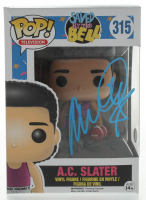 "Mario Lopez Signed ""Saved by the Bell"" A.C. Slater #315 Funko Pop! Vinyl Figure (JSA COA) at PristineAuction.com"