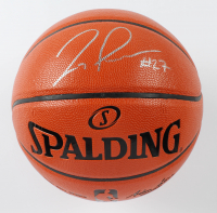 Zaza Pachulia Signed NBA Game Ball Series Basketball (Beckett COA) at PristineAuction.com