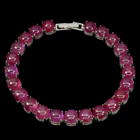 38.00ct Natural Rub Bracelet (GAL Certified) at PristineAuction.com