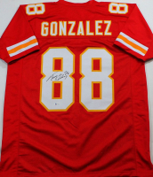 Tony Gonzalez Signed Jersey (Beckett COA) at PristineAuction.com