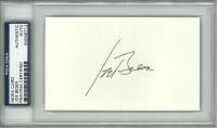 Joe Biden Signed Cut (PSA Encapsulated) at PristineAuction.com