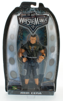 John Cena Signed WWE WrestleMania Action Figure (JSA COA) at PristineAuction.com
