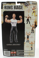 "Chris Jericho Signed WWE Ring Rage Action Figure Inscribed ""09"" (JSA COA) at PristineAuction.com"