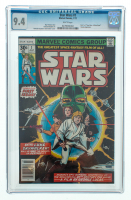 "1977 ""Marvel Comics Group: Star Wars"" Issue #1 Marvel Comic Book (CGC 9.4) at PristineAuction.com"