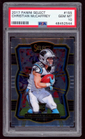 Christian McCaffrey 2017 Select #155 RC (PSA 10) at PristineAuction.com