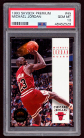 Michael Jordan 1993-94 SkyBox Premium #45 (PSA 10) at PristineAuction.com