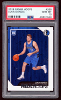Luka Doncic 2018-19 Hoops #268 RC (PSA 10) at PristineAuction.com