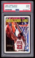Michael Jordan 1993-94 Topps Gold #384 (PSA 9) at PristineAuction.com