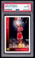 Michael Jordan 1993-94 Upper Deck #23 (PSA 10) at PristineAuction.com
