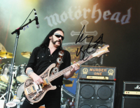 Lemmy Signed Motorhead 11x14 Photo (JSA COA) at PristineAuction.com