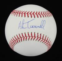 Alan Trammell Signed OML Baseball (TriStar COA) at PristineAuction.com