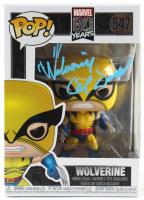 "Cal Dodd Signed ""Wolverine"" #547 Funko Pop! Vinyl Figure Inscribed ""Wolverine"" (JSA COA) at PristineAuction.com"