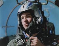 "Val Kilmer Signed ""Top Gun"" 11x14 Photo (Beckett COA) at PristineAuction.com"