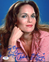 "Catherine Bach Signed ""The Dukes of Hazzard"" 8x10 Photo Inscribed ""With Love"" & ""Daisy XO"" (PSA COA) at PristineAuction.com"