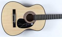 "Dylan Scott Signed 40"" Acoustic Guitar (PSA COA) at PristineAuction.com"