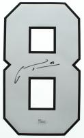 Marian Hossa Signed Jersey Number (JSA Hologram) at PristineAuction.com