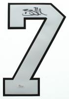 Brent Seabrook Signed Jersey Number (JSA Hologram) at PristineAuction.com