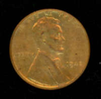 1942 Lincoln Wheat Cent Penny at PristineAuction.com