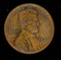 1939 Lincoln Wheat Cent Penny at PristineAuction.com