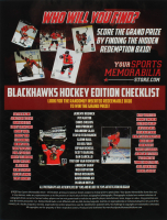 YSMS Hidden Blackhawks Hockey Edition 8x10 Mystery Box with Chance to Find Hidden Redemption at PristineAuction.com