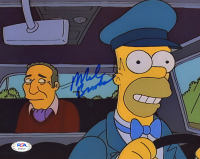 "Mel Brooks Signed ""The Simpsons"" 8x10 Photo (PSA Hologram) at PristineAuction.com"