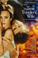 """""""The Time Traveler's Wife"""" 27x40 Movie Poster at PristineAuction.com"""