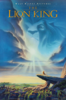 """""""The Lion King"""" 27x40 Movie Poster at PristineAuction.com"""
