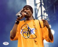 Snoop Dogg Signed 8x10 Photo (PSA COA) at PristineAuction.com