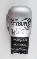 Mike Tyson Signed Boxing Glove (Fiterman Sports Hologram) at PristineAuction.com