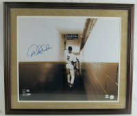 Derek Jeter Signed Yankees 20x24 Custom Framed Photo Display (Steiner COA & MLB Hologram) at PristineAuction.com