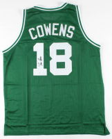 Dave Cowens Signed Jersey (JSA COA) at PristineAuction.com