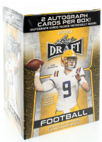 2020 Leaf Draft Football Blaster Box at PristineAuction.com