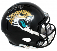 Fred Taylor Signed Jaguars Full-Size Speed Helmet (Beckett COA) at PristineAuction.com