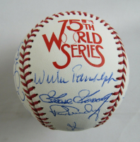 1978 Yankees World Series Baseball Team-Signed by (20) with Reggie Jackson, Goose Gossage, Lou Piniella, Mickey Rivers (JSA COA) at PristineAuction.com