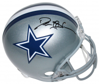 Deion Sanders Signed Cowboys Full-Size Helmet (Beckett COA) at PristineAuction.com