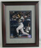 Derek Jeter Signed Yankees 13x16 Custom Framed Photo Display (Steiner COA & MLB Hologram) at PristineAuction.com