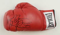 "Ray ""Boom Boom"" Mancini Signed Everlast Boxing Glove (JSA Hologram) at PristineAuction.com"