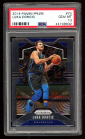 Luka Doncic 2019 Panini Prizm #75 (PSA 10) at PristineAuction.com
