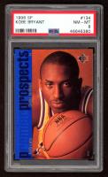 Kobe Bryant 1996-97 SP #134 RC (PSA 8) at PristineAuction.com